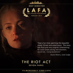 THE RIOT ACT review