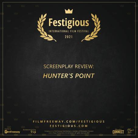Screenplay Review: Hunter's Point