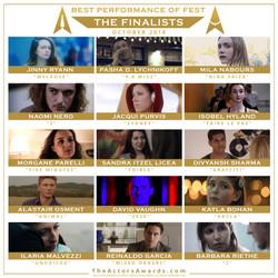 2018 10 finalists