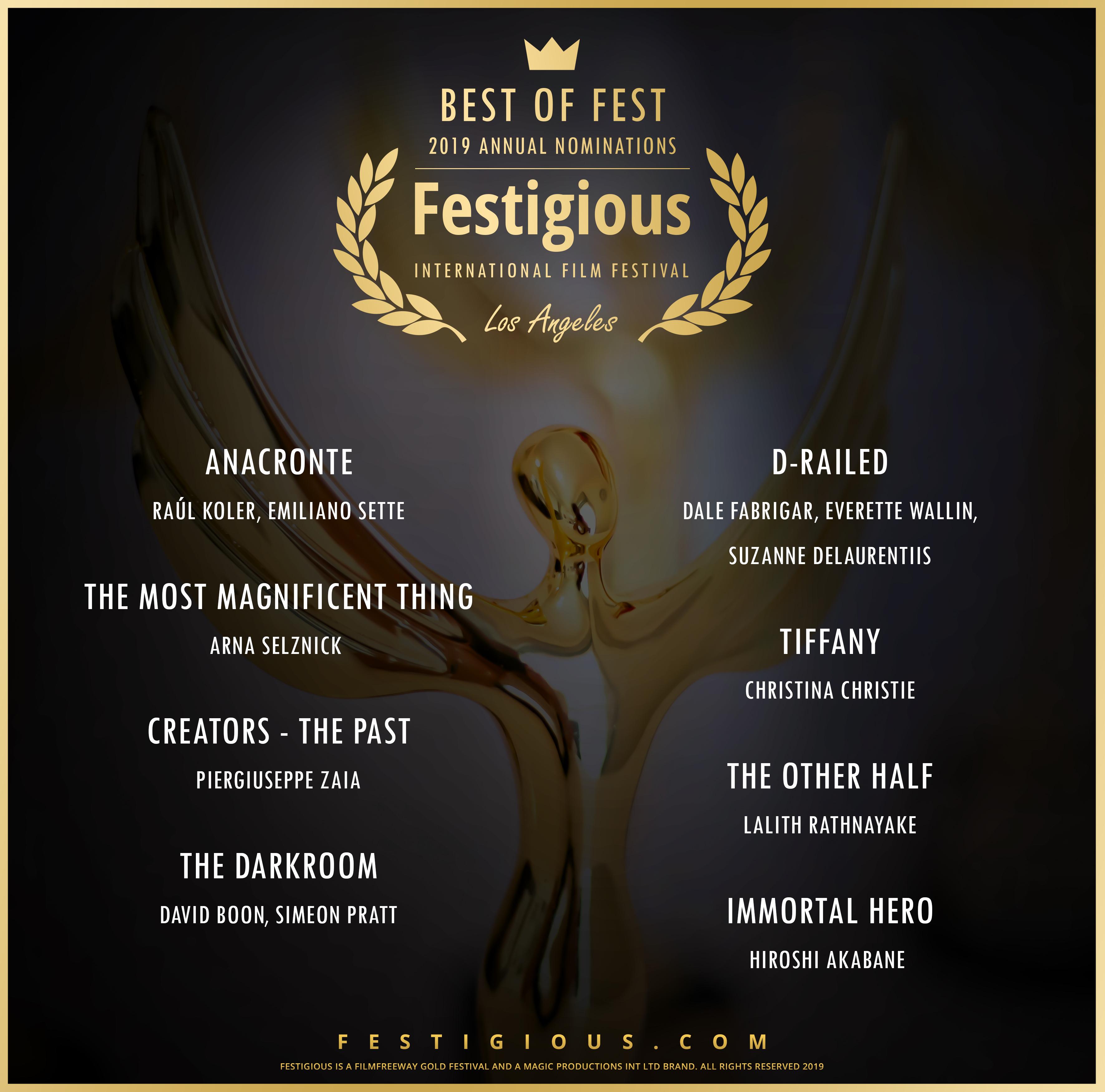 Festigious Best of Fest