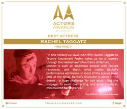 Instinct 2017 11 Best Actress