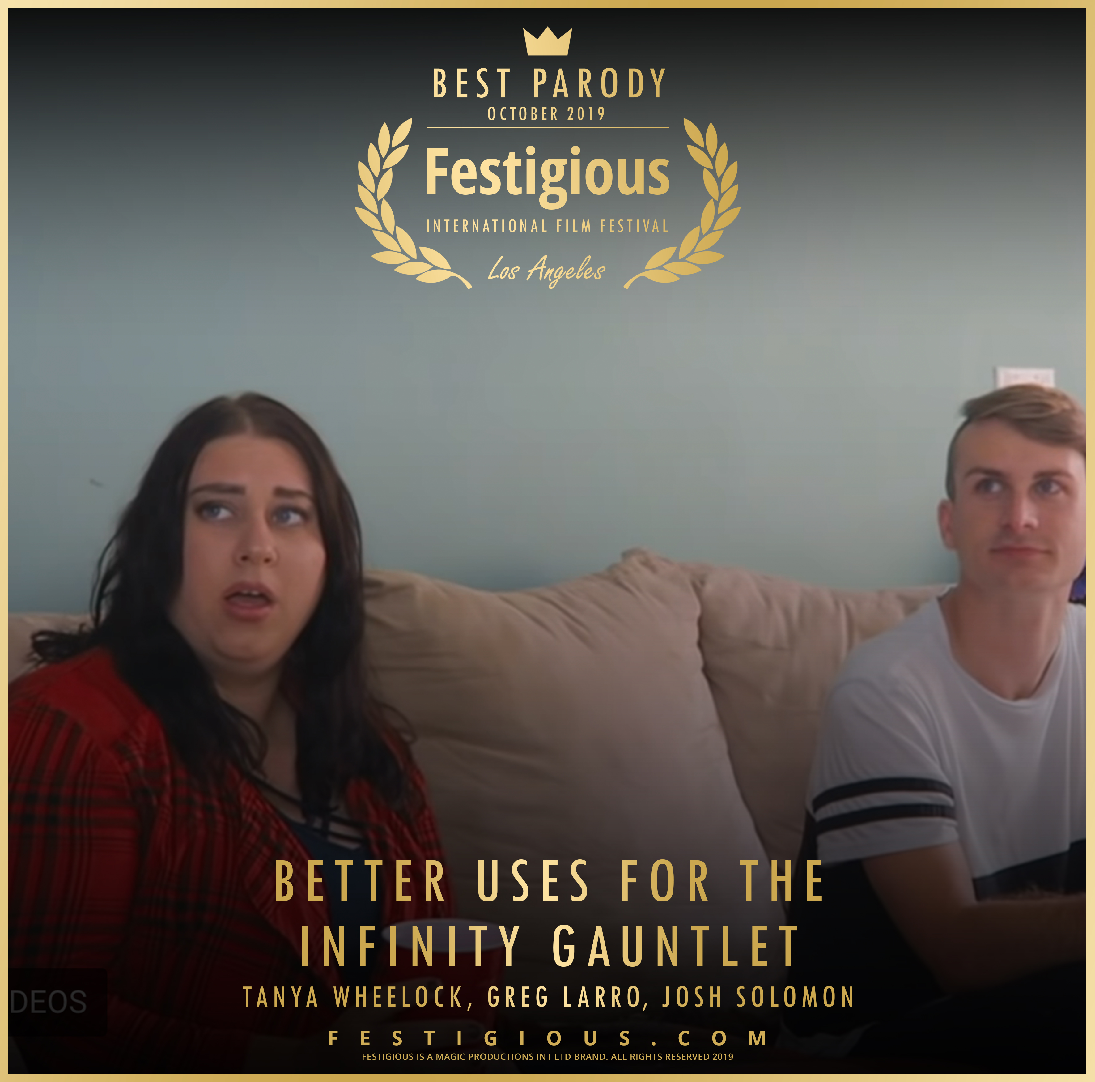 Better Uses for the Infinity Gauntlet de
