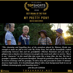 My Pretty Pony - Best Drama