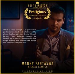MANNY FANTASMA - Design