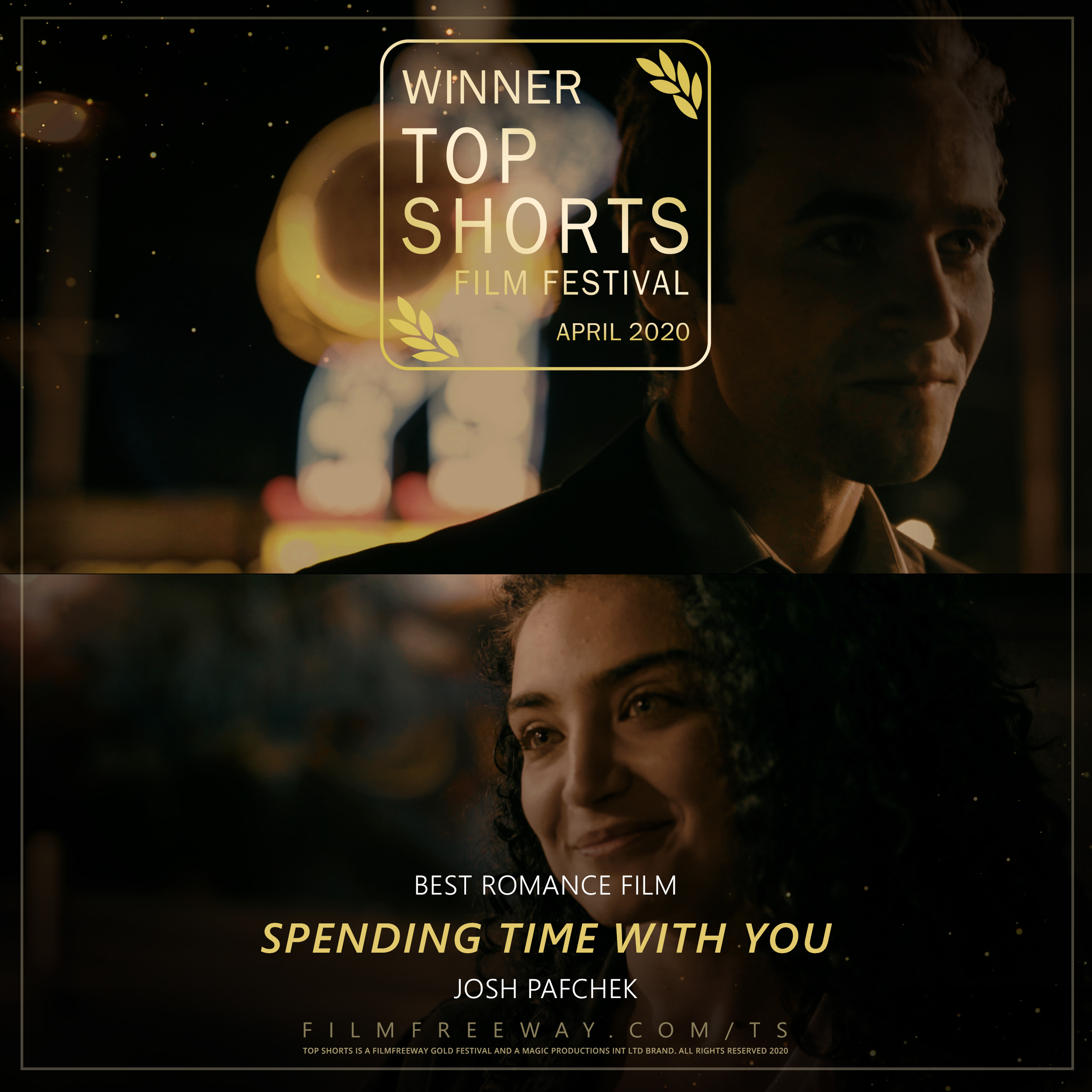 Spending Time With You design