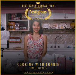 COOKING WITH CONNIE - Design
