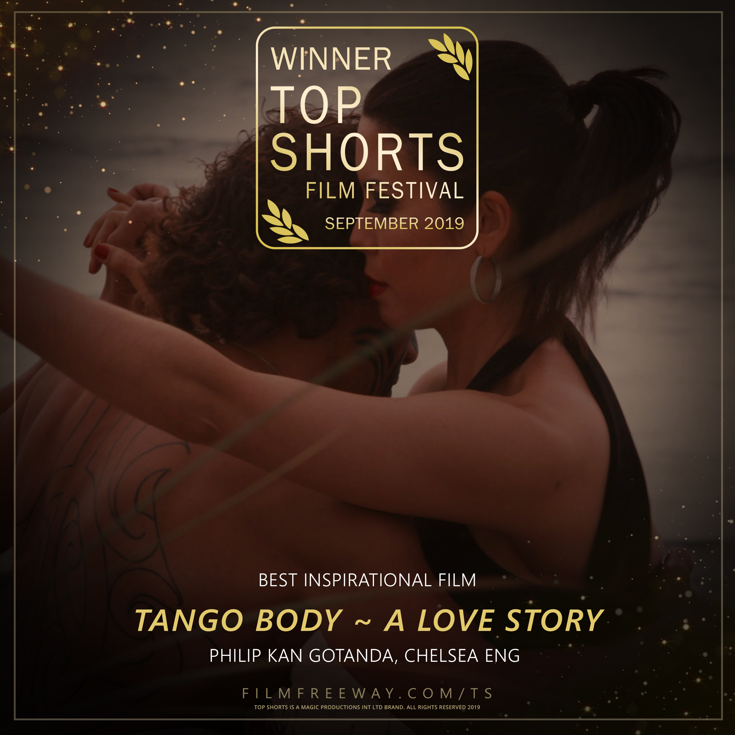 TANGO BODY ~ A LOVE STORY