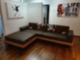 Sofa und Möbel nach Maß Individuelle Möbelherstellung