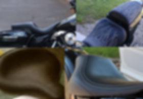 Motorradsattlerei Motorradsitzbank