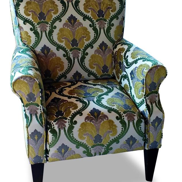 Traditioneller Sessel