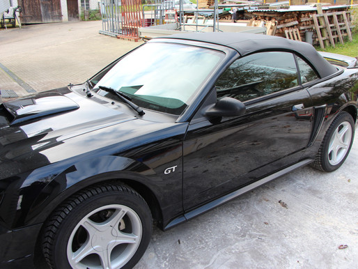 Ford Mustang Cabrioverdeck