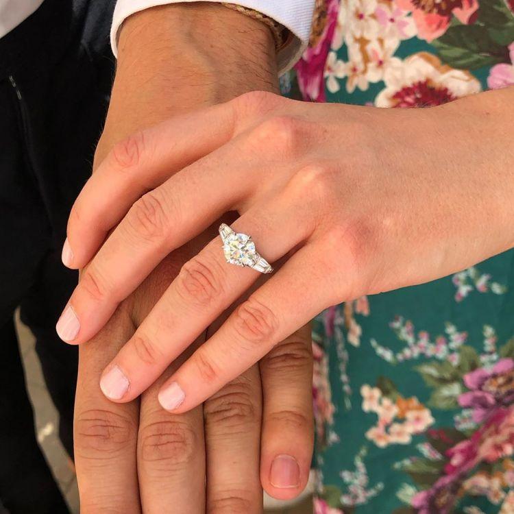 خاتم زواج الاميرة بياتريس