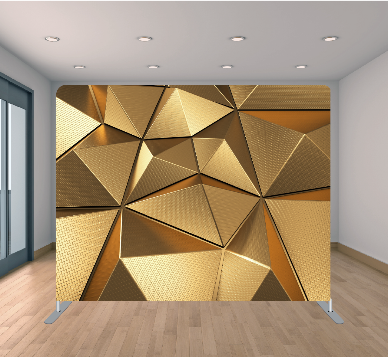 Golden Geometric-01