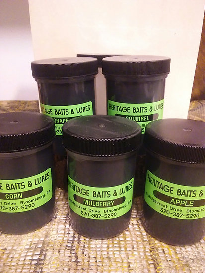 The 6 Pack (6- 4 Ounce Jars Mix or Match)