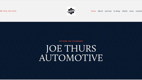 Joe Thurs Automotive