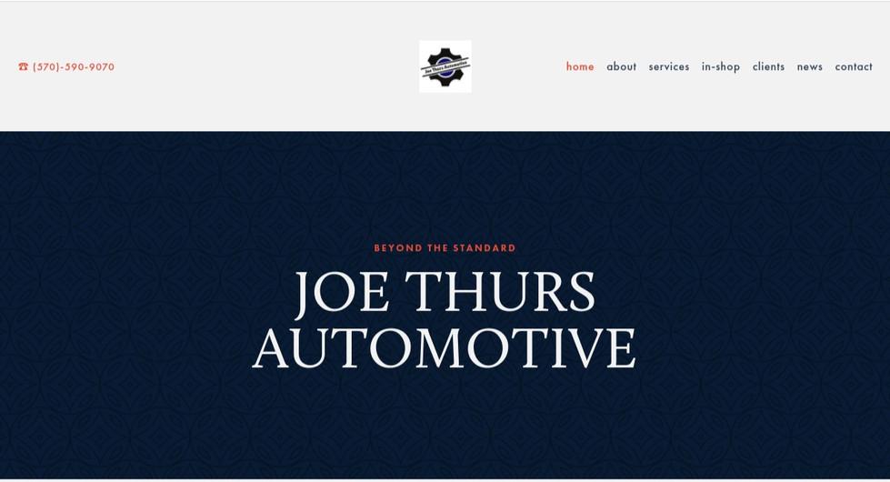 Joe Thurs Automotive SEO