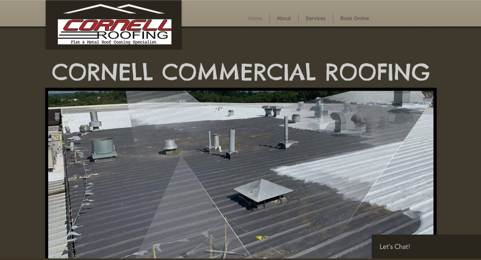 Cornell Commercial Roofing