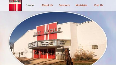 Mount Wolf Community Church