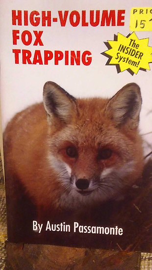 High-Volume Fox Trapping