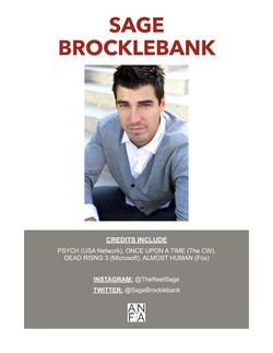 SAGE BROCKLEBANK