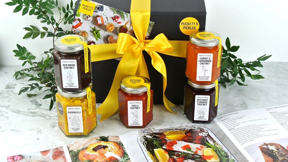 Thinking of You Hamper - a dinner party in a box