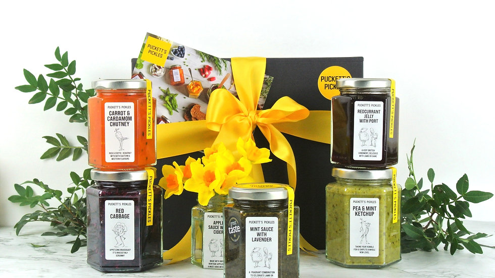 Easter Dining Hamper - everything you need for your holiday table
