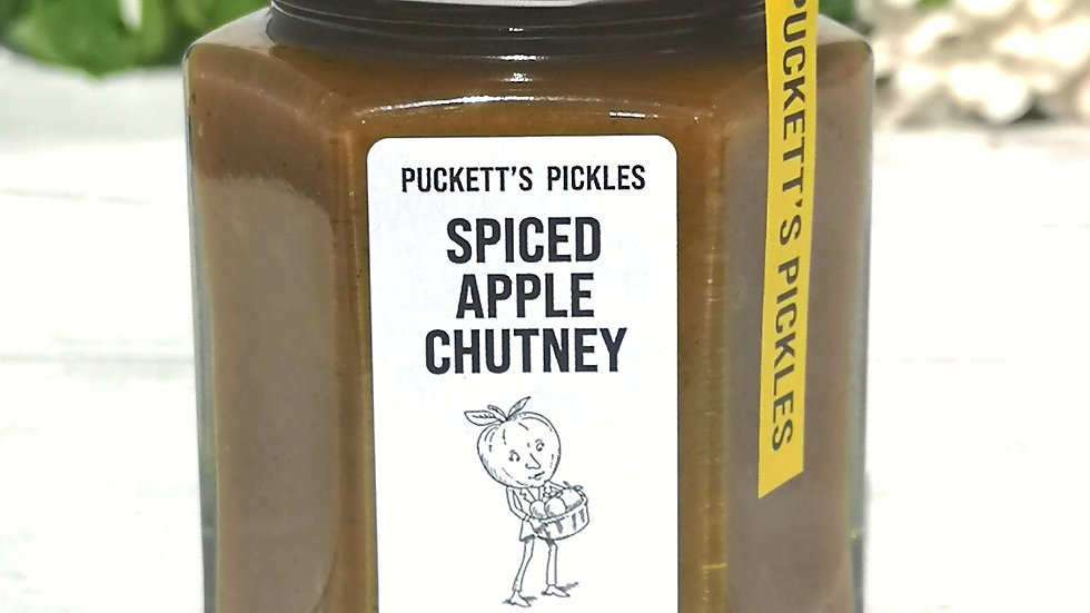 Spiced Apple Chutney - From fragrant English apples comes our piquant pickle