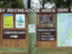 Fox Hill signage