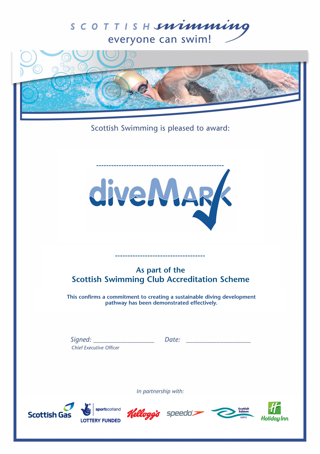 Scottish Swimming