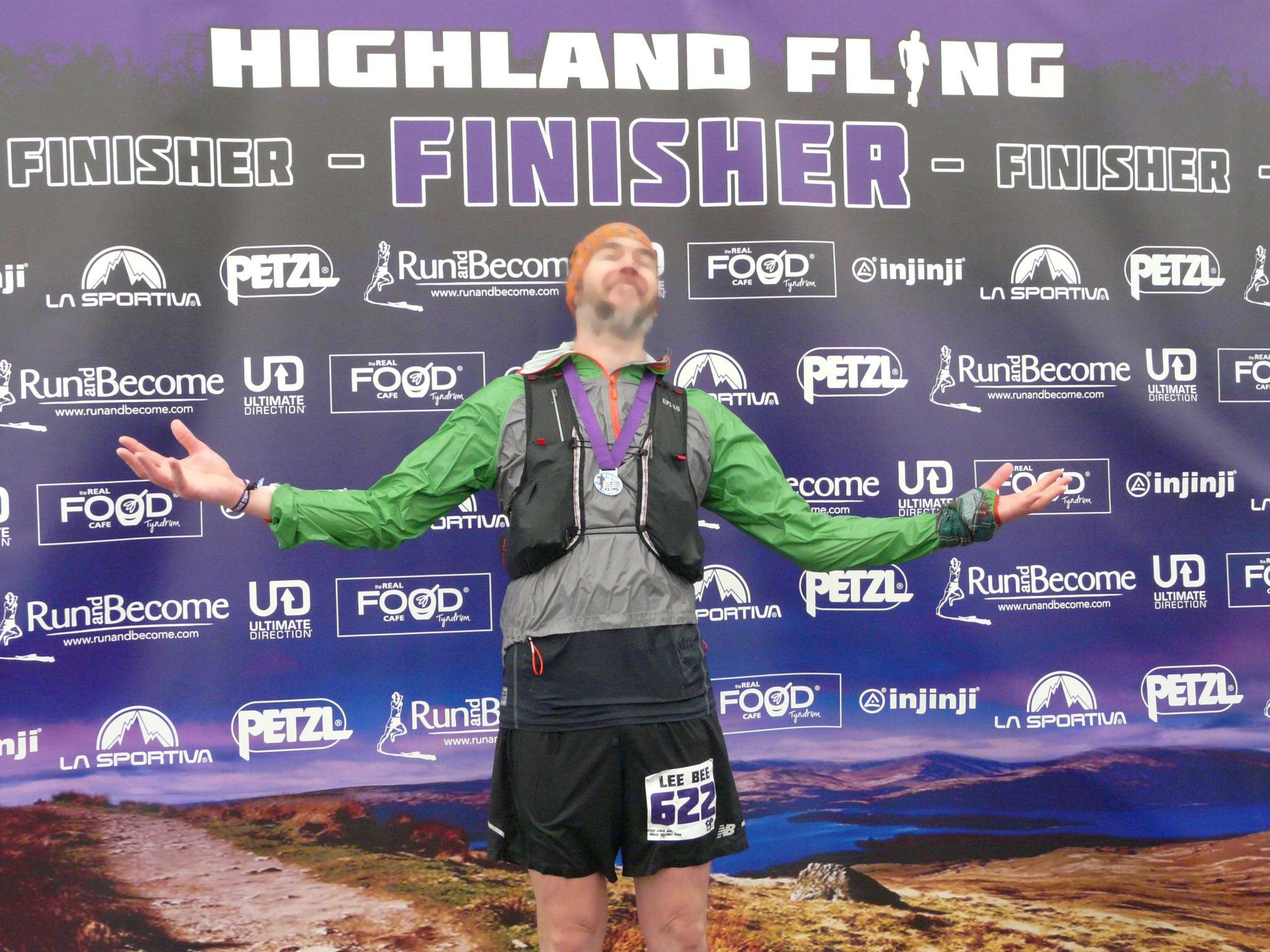Highland Fling Race