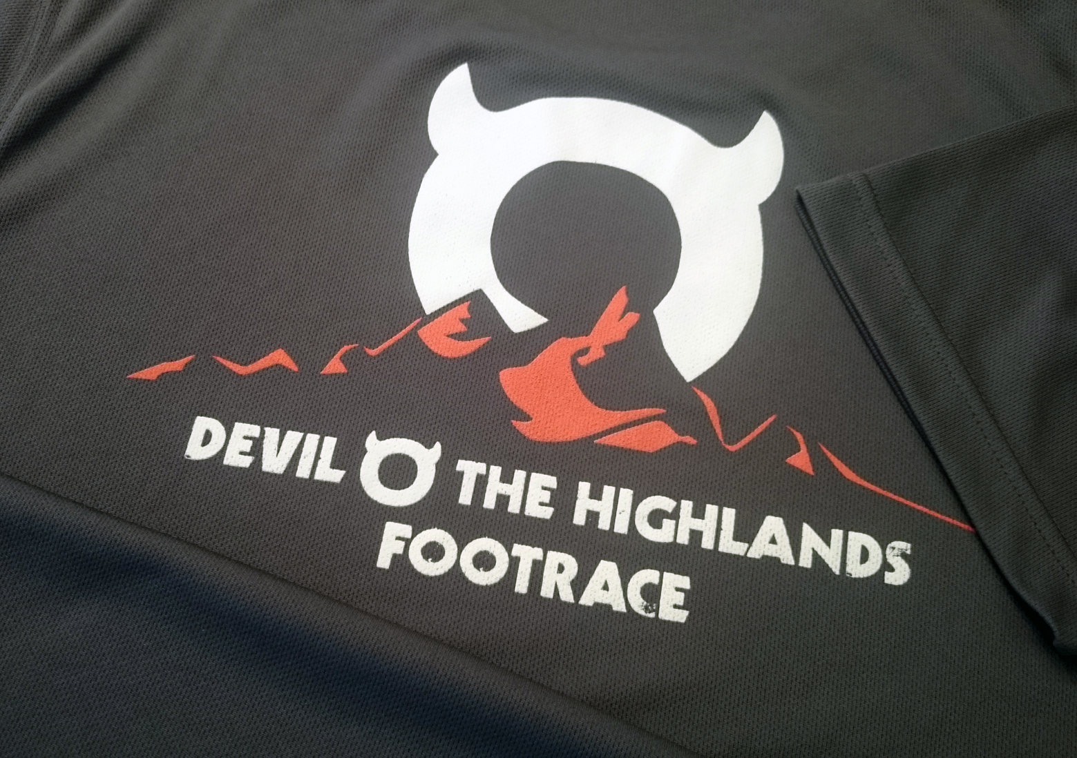 Devil O' The Highlands Footrace