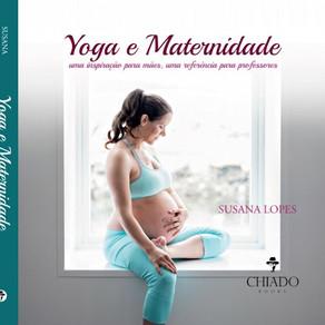 O livro Yoga e Maternidade de Susana Lopes