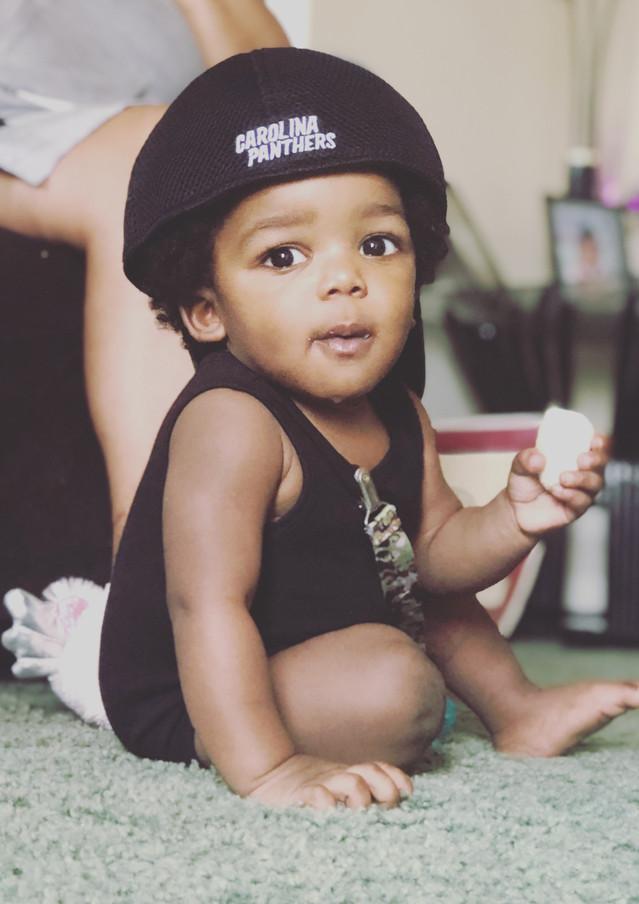 Baby Love by Ebony Massey