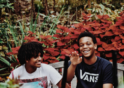 Black Boy Joy by Elijah Pittman