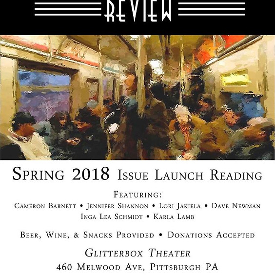 HOUR AFTER HAPPY HOUR: Spring Reading