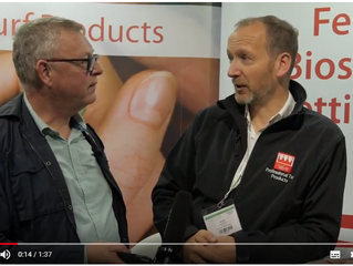 Turf Matters editor Scott MacCallum catches up with Velvit at Saltex 2017