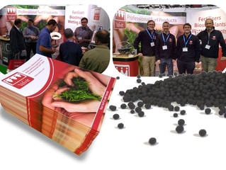 New products, brochure and Saltex