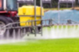 NMAXX liquid slow release nitrogen fertiliser spray for sports turf