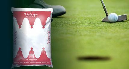 Velvit granular turf fertiliser supplier wholesale golf course