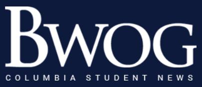 Bwog - Columbia University Student News