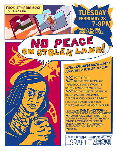 No Peace on Stolen Land - From Standing