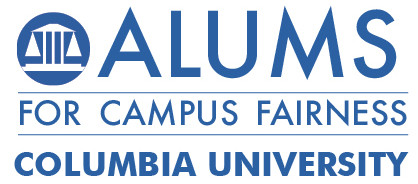 Alums for Campus Fairness at Columbia University and Barnard College
