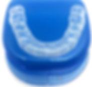 Knirsch-Schiene gegen Zähneknirschen