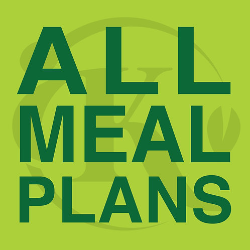 Meal Plan - All