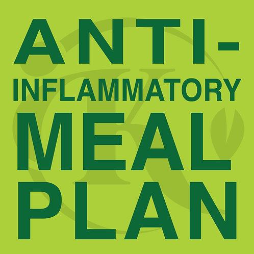 Meal Plan - Anti-Inflammatory