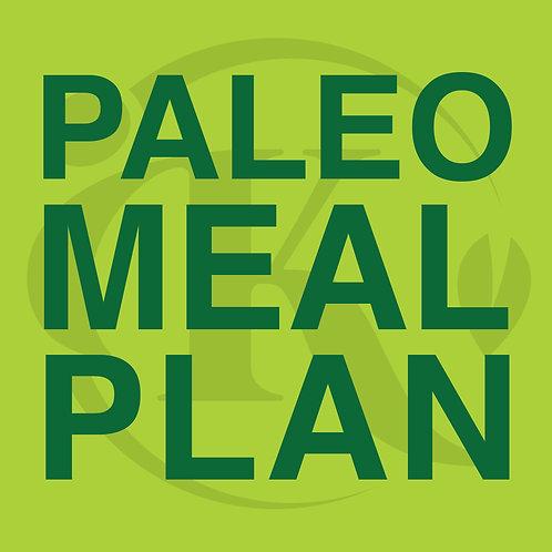 Meal Plan - Paleo