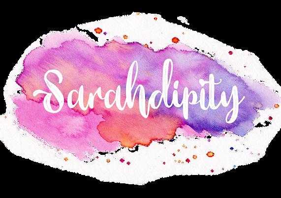 Sarahdipity Logo