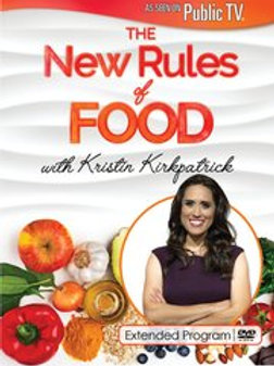 New Rules of Food DVD