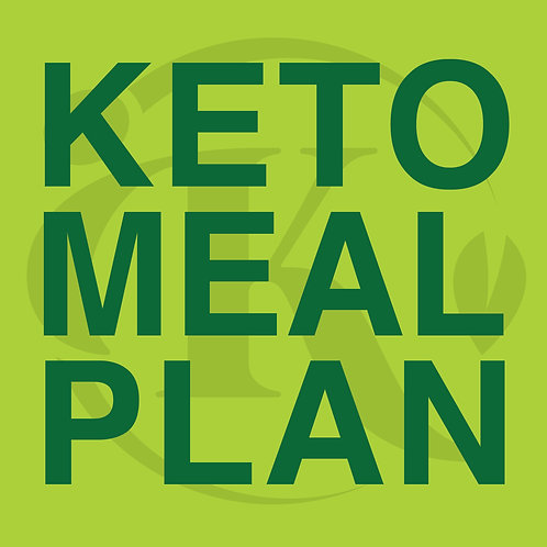Meal Plan - Keto