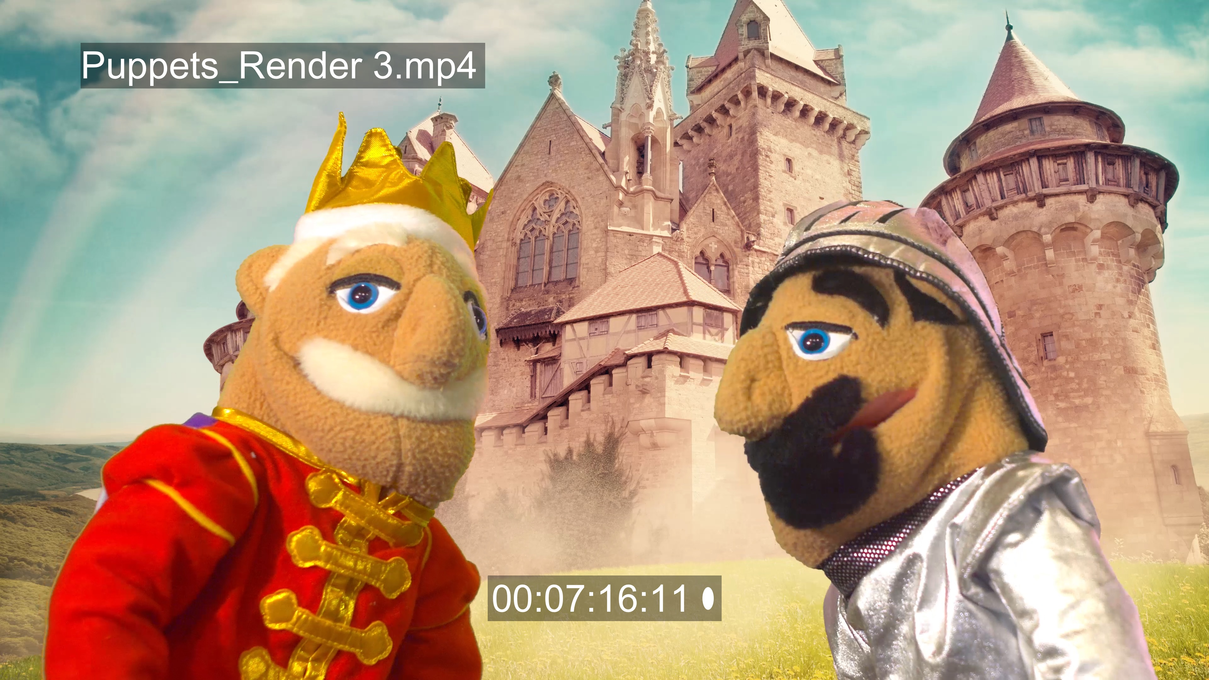 4K Puppets